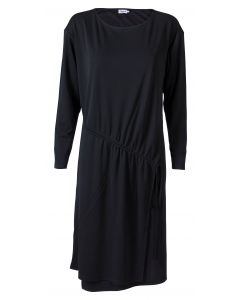 Filippa K Drawstring Wrap Jersey Dress