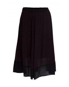 Nué Notes Diana Black Skirt