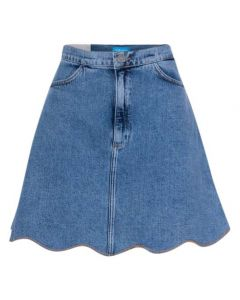 M.i.h Jeans Lennie Overscallop Nederdel