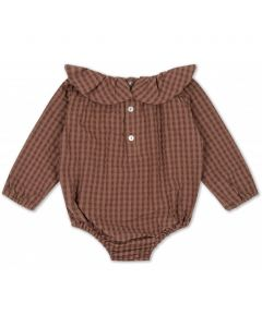 Konges Sløjd Adine Collar Brown Romber