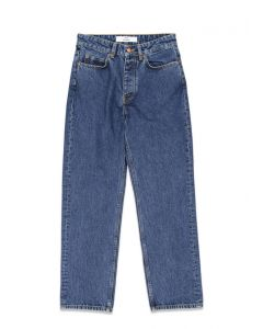 Won Hundred Pearl Stone Blue Jeans